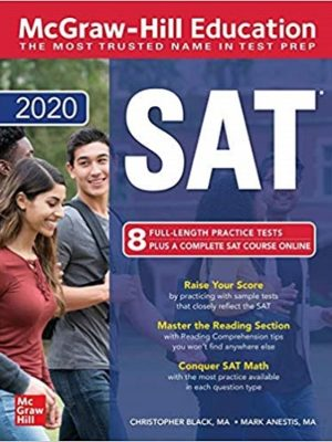 mcgraw hill SAT 2020