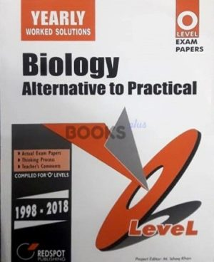 O Level Biology ATP Yearly Worked Solutions 2019 Edition Redspot