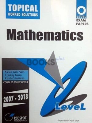O Level Exam Papers Mathematics Topical 2019 Redspot