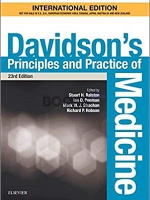 Davidsons Principles and Practice of Medicine 23rd Edition