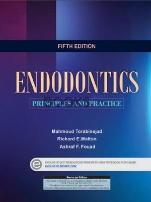 Endodontics Principles and Practice 5th Edition
