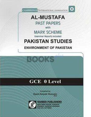 Al Mustafa O Level Pak Studies P2 Unsolved Upto June 2018