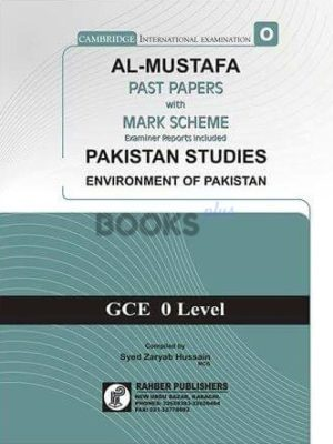 Al Mustafa O Level Pak Studies P2 Unsolved Upto June 2018