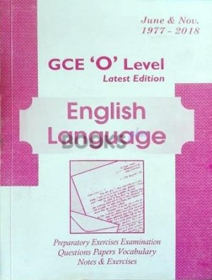 O Level English Topic by Topic upto June 2018