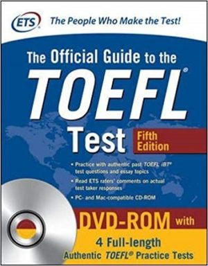 Official Guide to TOEFL Test 5th Edition