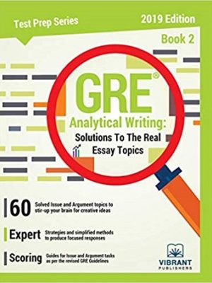GRE Analytical Writing 2019 Edit