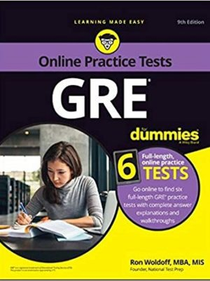 GRE For Dummies 9th Edition