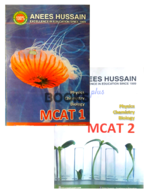 Anees Hussain MCAT Set