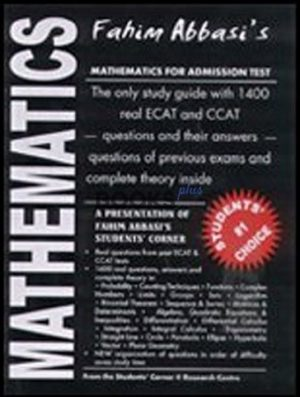 Fahim Abbasi Mathematics for Admission test