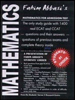 Fahim Abbasi Mathematics for Admission test