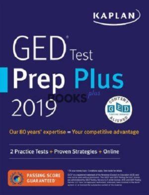 GED Test Prep Plus 2019 Kaplan