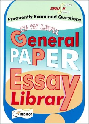 A Level General Paper Essay Library