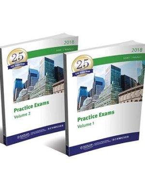 Kaplan Schweser CFA Level 1 2018 Practice Exam