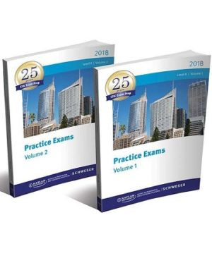 Kaplan Schweser CFA Level 2 2018 Practice Exam