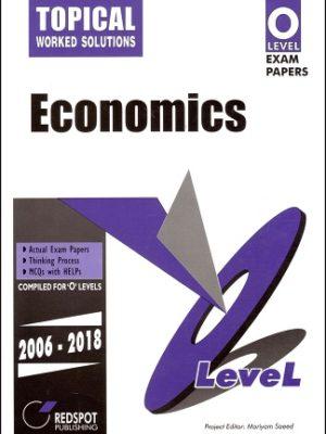 O Level Economics Topical redspot 2018 2019