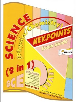 O Level Science Physics Chemistry key points 2018 2019 Redspot