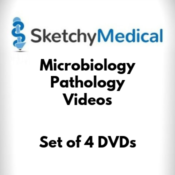 USMLE Step 1 Sketchy 2019 Micro Path Video DVD