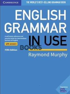 Cambridge English Grammar in Use with Answers 5th Edition