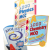 A Level 1000 MCQs with Helps 3 Book Bundle
