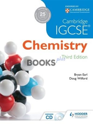 Cambridge IGCSE Chemistry with CD 3rd Edition