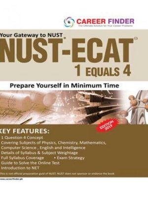 NUST ECAT 1 Equals 4 Guide Dogar