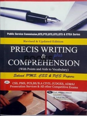 Precis Writing & Comprehension Bhatti Sons