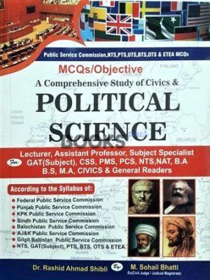 Political Science MCQs Objective by Rashid Ahmad Shibli Bhatti Sons