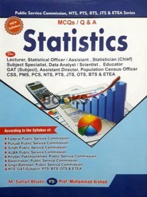 Statistics MCQs Q&As for PSC Bhatti Sons