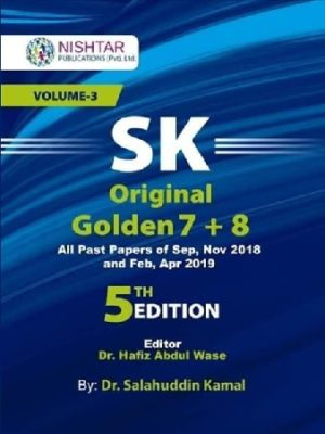 SK Pearls Golden 7 8 Volume 3 Exclusive