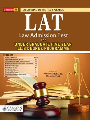 LAT Law Admission Test Guide Caravan