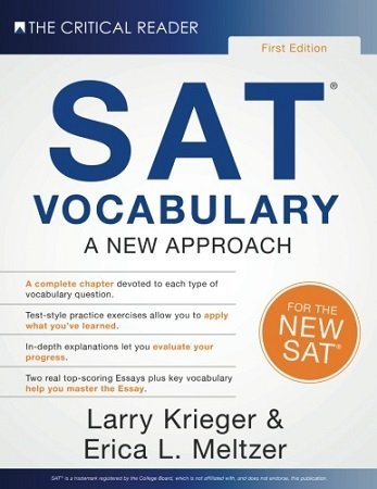 SAT Vocabulary Erica meltzer Kreiger